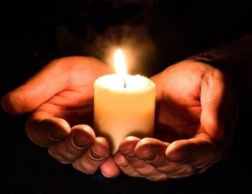 Молитва за умершего