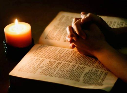 Молитва за только усопшего